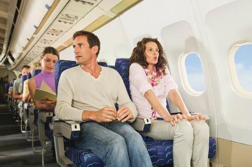 בחירת מקום ישיבה במטוס