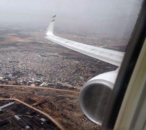 פחד טיסה למיקום הישיבה שלנו יש השפעה על הרעש שנשמע: מבט ממחלקת עסקים