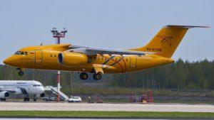 המטוס הרוסי שהתרסק היה כזה