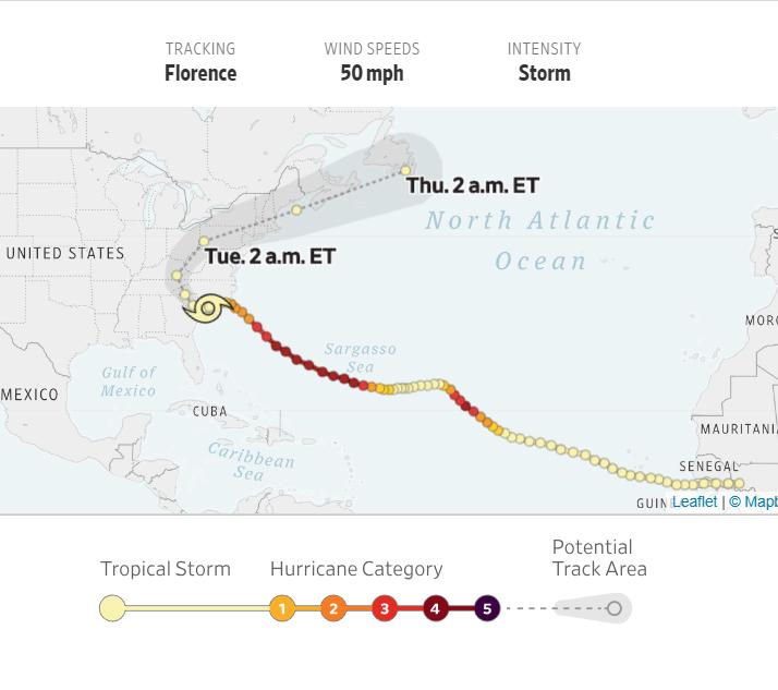 הוריקן, טייפון – האם הם מסוכנים לטיסה?