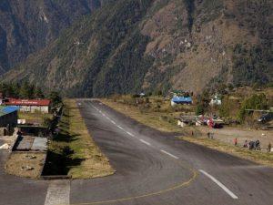 לוקלה, נפאל - כאן מסוכן