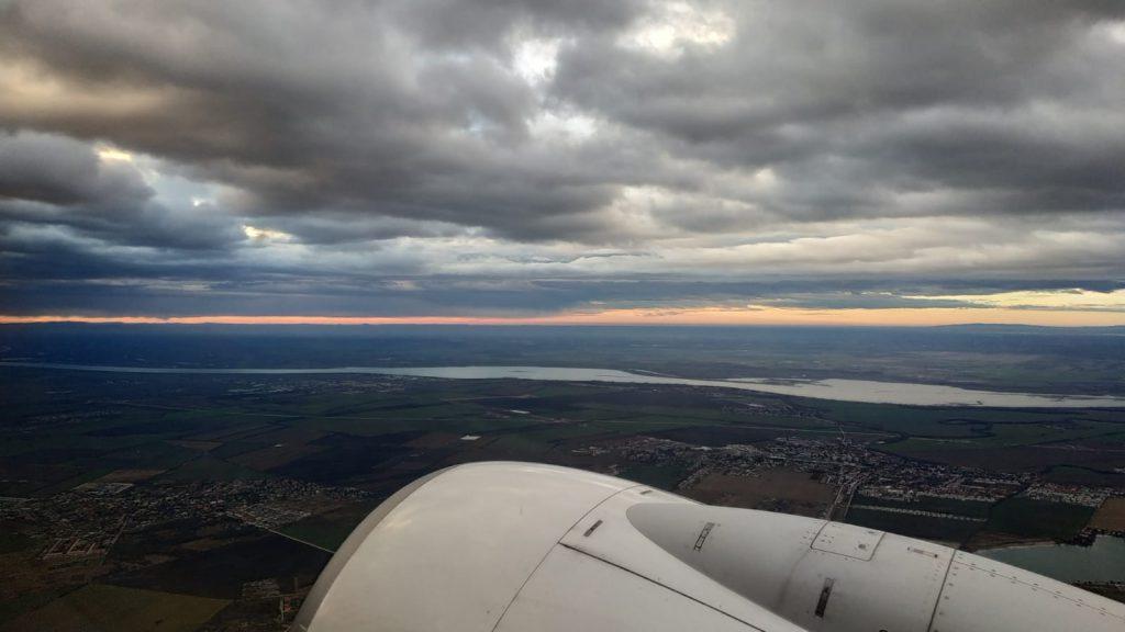 כך נראית הצלחה - תמונה שצילמה נטע - מעל ברטיסלבה