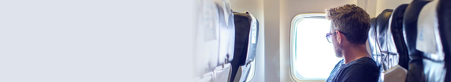 פחד טיסה, טיסה במטוסי נוסעים היא מאד בטוחה