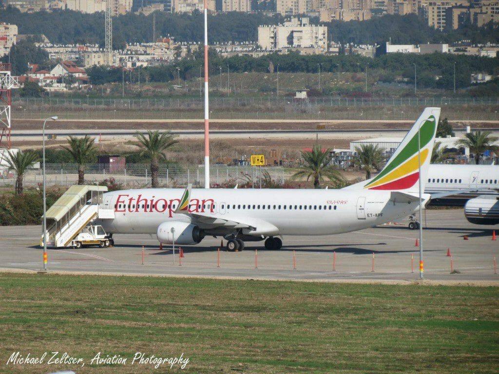 תאונת מטוס 737 של אתיופיין