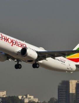 תאונת מטוס אתיופיין – 10 במרץ 2019