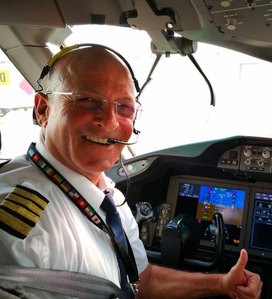 עופר אלוני טיפול בחרדת טיסה באמצעות NLP