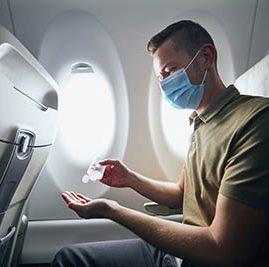 עצות לטיסה בזמן קורונה